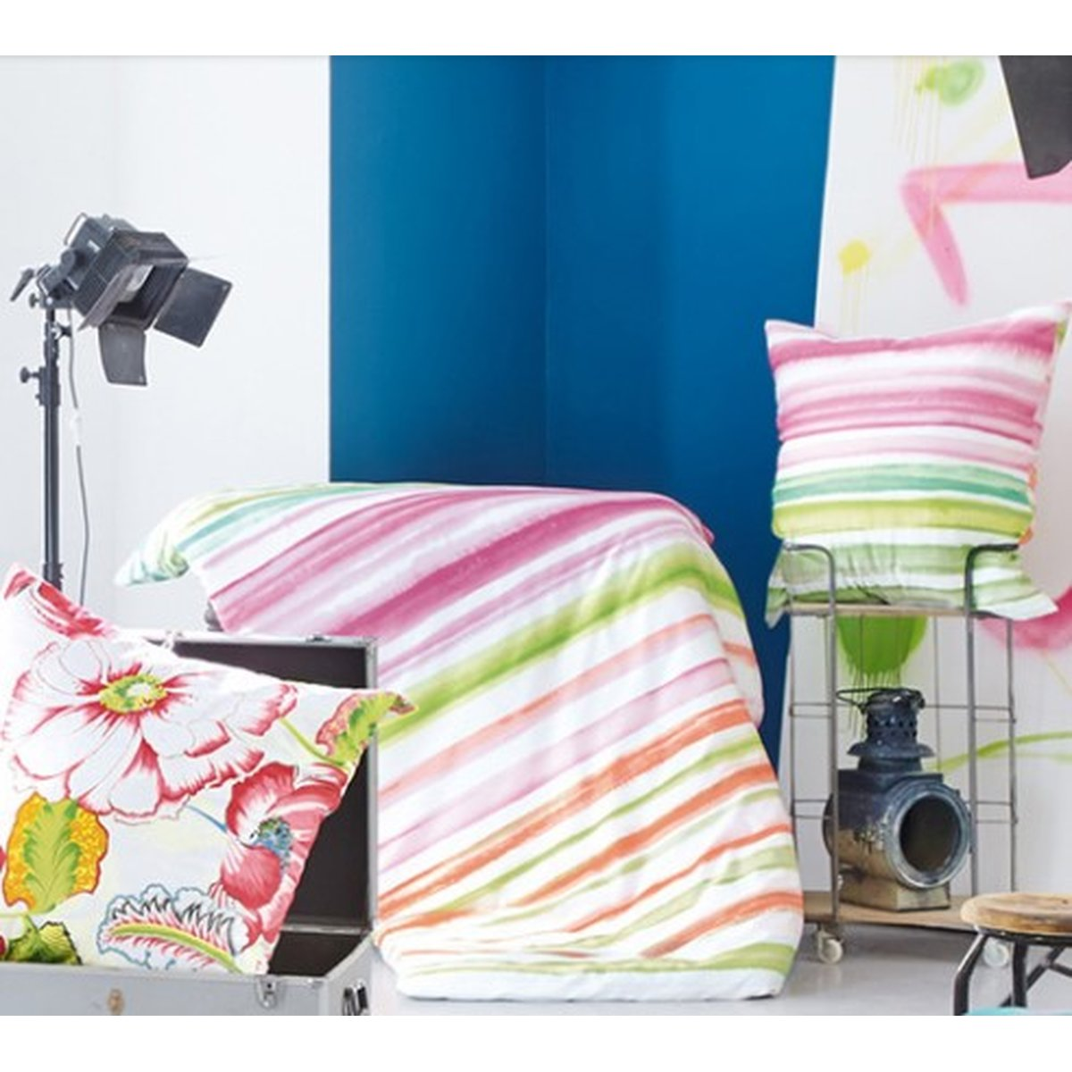 living dreams satin bettw sche wohntraum 24. Black Bedroom Furniture Sets. Home Design Ideas
