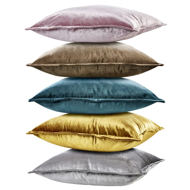 done. CUSHION GLAM Kissenhülle Samt